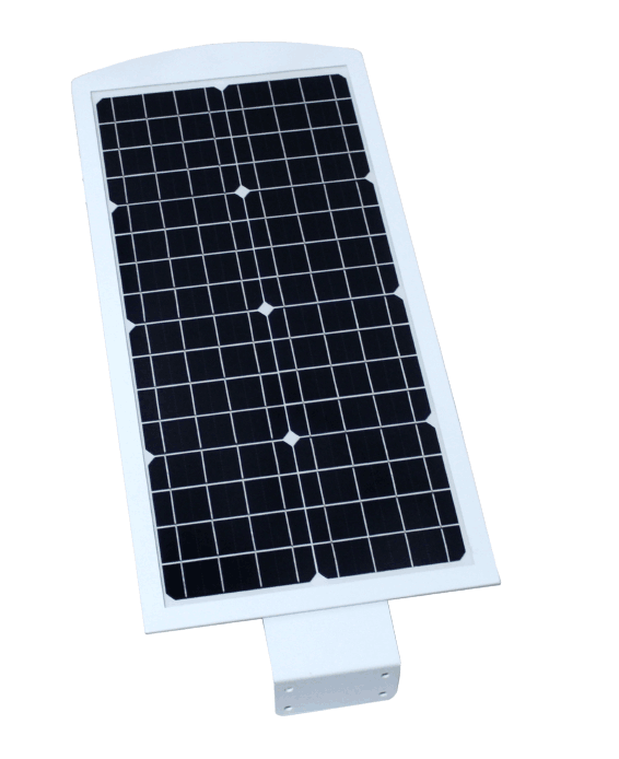 Solar street light panel