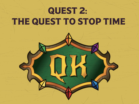Quest 2 Setup - The Trials of Tolk the Wise: The Quest to Stop TIME
