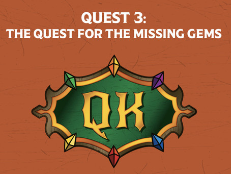 Quest 3 Setup - The Trials of Tolk the Wise: The Quest for the Missing Gems