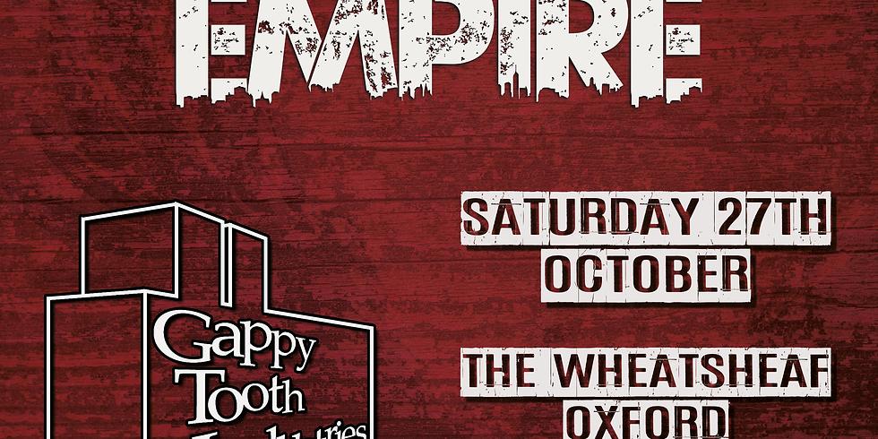 BROKEN EMPIRE LIVE @ THE WHEATSHEAF
