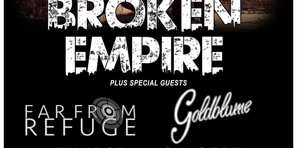 Broken Empire Live @ Bedford Esquires