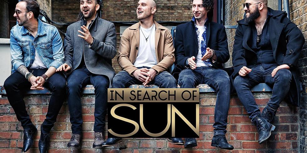 BROKEN EMPIRE support 'IN SEARCH OF SUN'