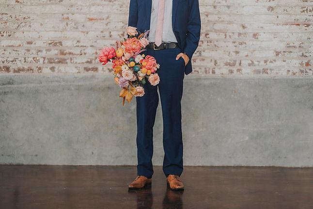 17maximalist-wedding-bouquet-pink-boho-b