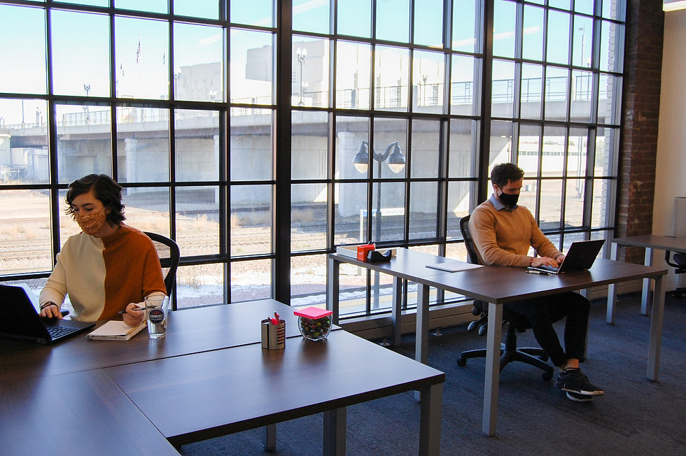 Flexible Office Space for Rent Omaha