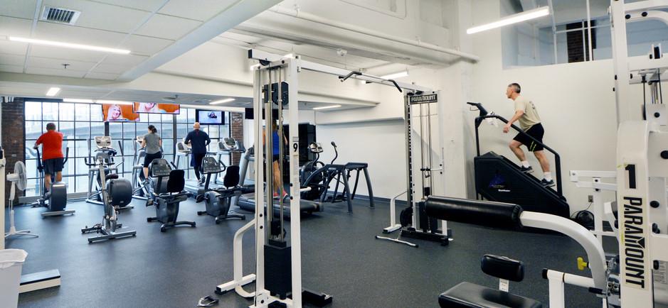 Downtown Omaha Workout Gym