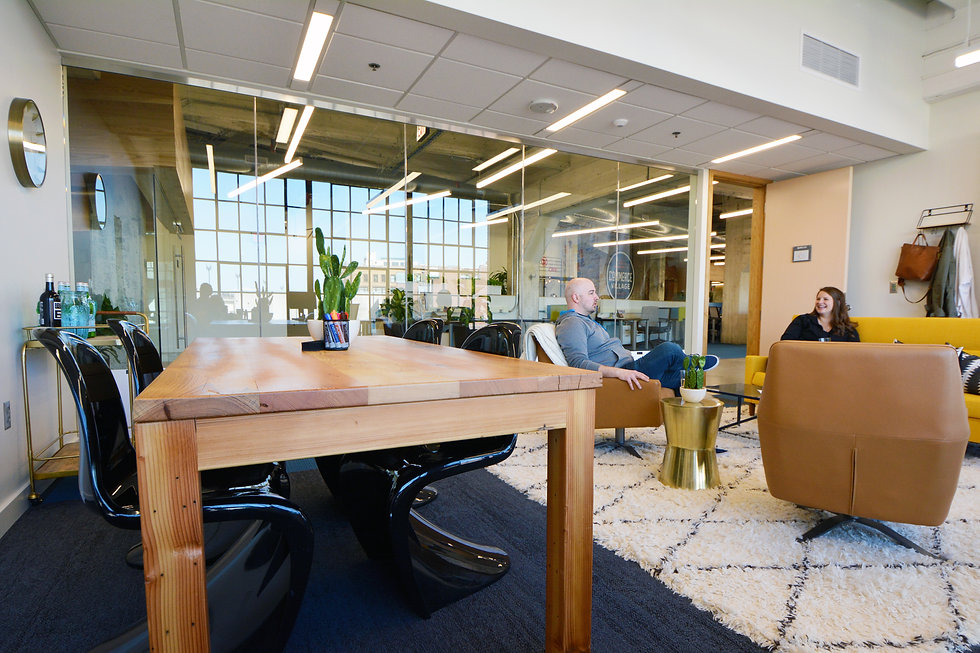 Coworking Office Space Omaha