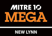 Mitre 10 Mega Sponsor
