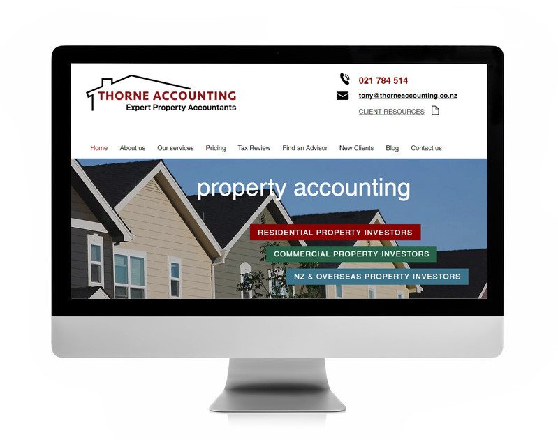 Thorne Accounting