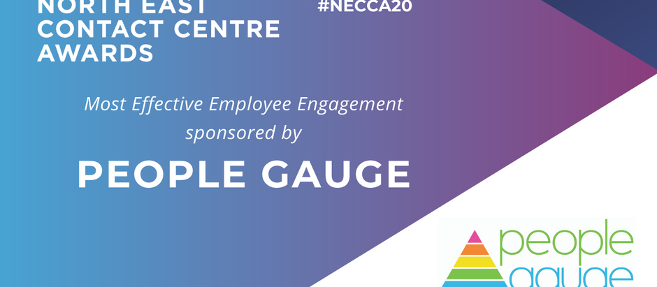 Well it's very nearly here… the 2020 North East Contact Centre Awards!
