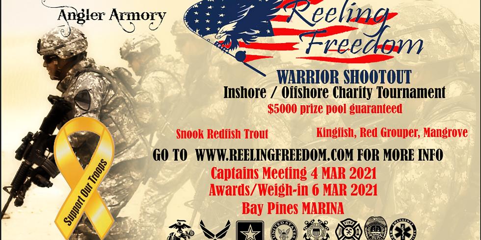 Warrior Shootout Inshore/Offshore 2021