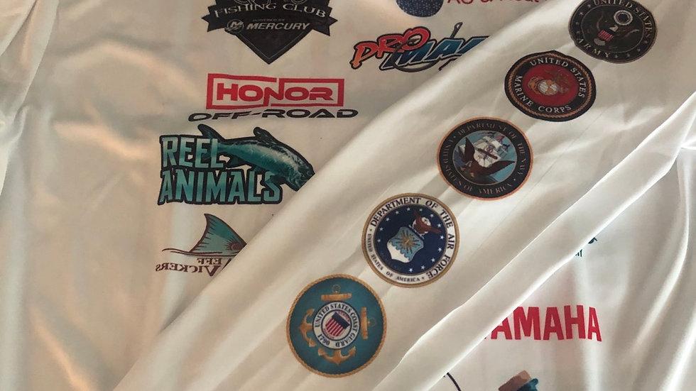 Reeling Freedom 2020 Tournament Shirt