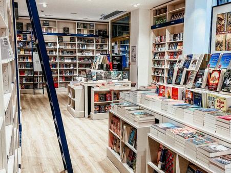 English Bookstore in Paris: Smith&Son