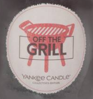 Off The Grill USA Yankee Candle Wax Crumble Pot 22g