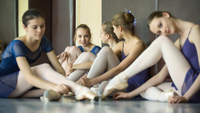 Preteens & Teens Beginners Ballet
