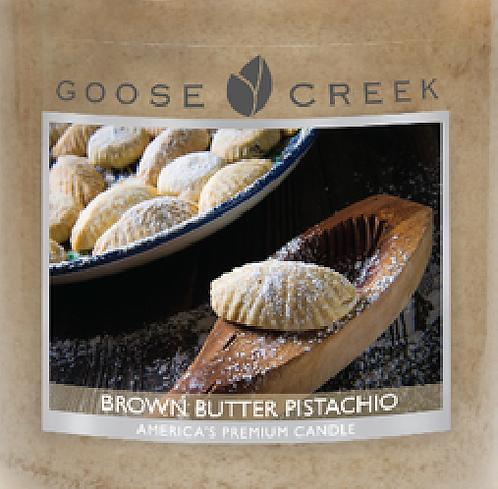 Brown Butter Pistachio Goose Creek Wax Crumble Pot 22g