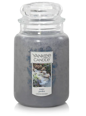 Water Garden yankee candle wax addicts u