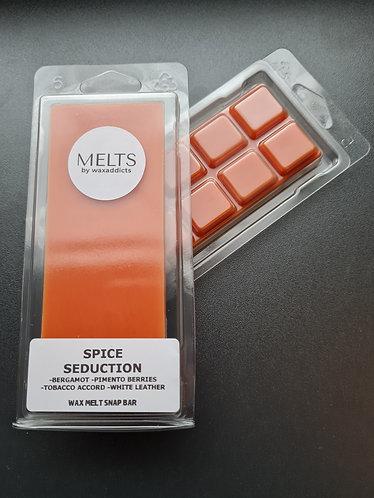 Spice Seduction Wax Melt Snap Bar by Wax Addicts