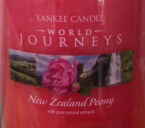 New Zealand Peony USA Yankee Candle Wax Crumble Pot