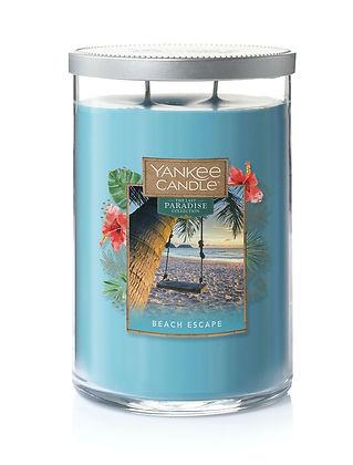 BEACH ESCAPE YANKEE CANDLE USA 2021 WAX
