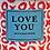 Thumbnail: Love You USA Bath and Body Works Wax Crumble Pot 22g