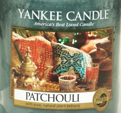 Patchouli USA Yankee Candle Wax Crumble Pot 22g