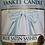 Thumbnail: Blue Satin Sashes USA Yankee Candle Wax Crumble Pot 22g