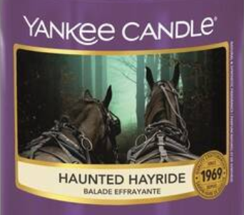 Haunted Hayride Yankee Candle Halloween 2019 Wax Addicts Wax Crumble