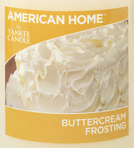 Buttercream Frosting USA Yankee Candle Wax Crumble Pot