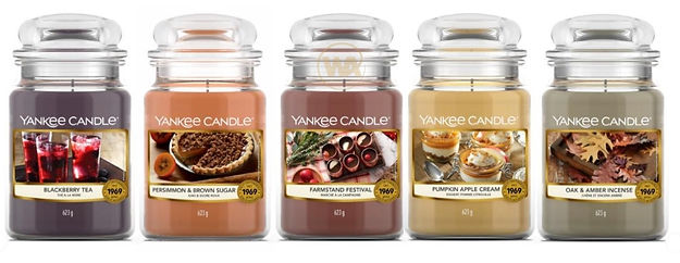 fall autumn yankee candle 2019 wax addic