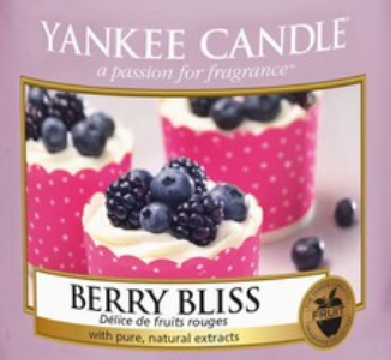 Berry Bliss USA Yankee Candle Wax Crumble Pot