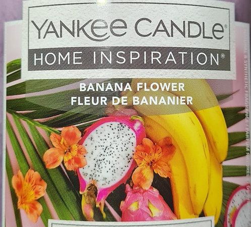 Banana Flower 2021 Yankee Candle Wax Crumble Pot