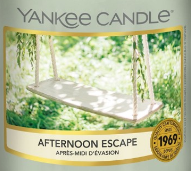Afternoon Escape 2020 Yankee Candle Wax Crumble Pot