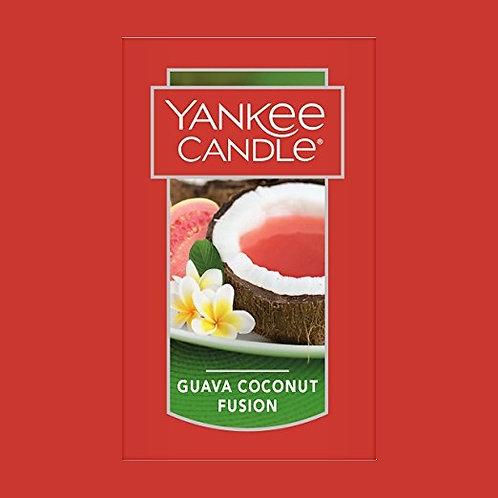 Guava Coconut Fusion USA Yankee Candle Wax Crumble Pot