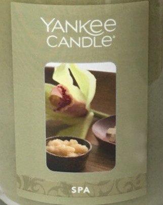 Spa USA Yankee Candle Wax Crumble Pot