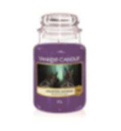 haunted hayride yankee candle large 2019