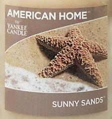 Sunny Sands USA Yankee Candle Wax Crumble Pot