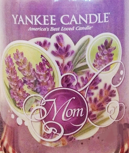 Mom USA Yankee Candle Wax Crumble Pot
