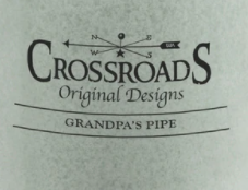 Grandpa's Pipe USA Crossroads Wax Crumble Pot 22g
