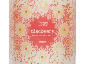 DISCOVERY - SCENT OF THE YEAR 2021 - YANKEE CANDLE