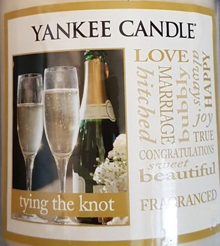 Tying The Knot USA Yankee Candle Wax Crumble Pot 22g