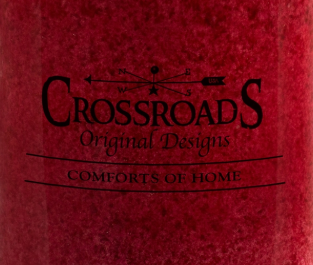 Comforts of Home USA Crossroads Wax Crumble Pot 22g