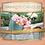 Thumbnail: Market Blossoms USA Yankee Candle Wax Crumble Pot