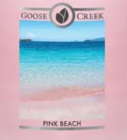 Pink Beach Goose Creek Wax Crumble Pot