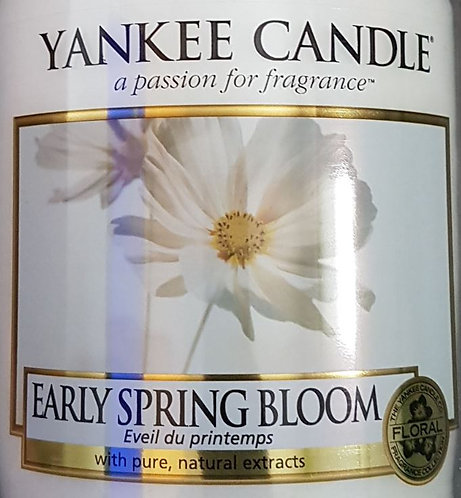 Early Spring Bloom USA Yankee Candle Wax Crumble Pot