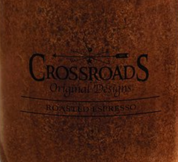 Roasted Espresso USA Crossroads Wax Crumble Pot 22g