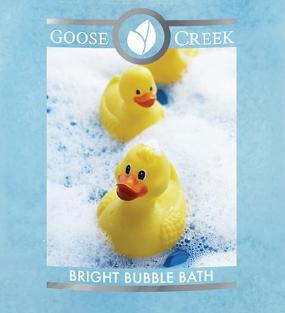 Bright Bubble Bath Goose Creek Wax Crumble Pot 22g