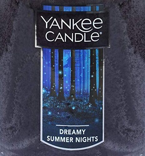 Dreamy Summer Nights USA Yankee Candle Wax Crumble Pot