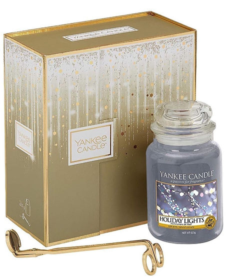 holiday lights gift set yankee candle fe