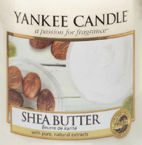 Shea Butter Yankee Candle Wax Crumble Pot