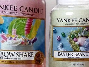 New 2019 Yankee Candle Fragrances